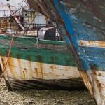 Camaret boat graveyard 1