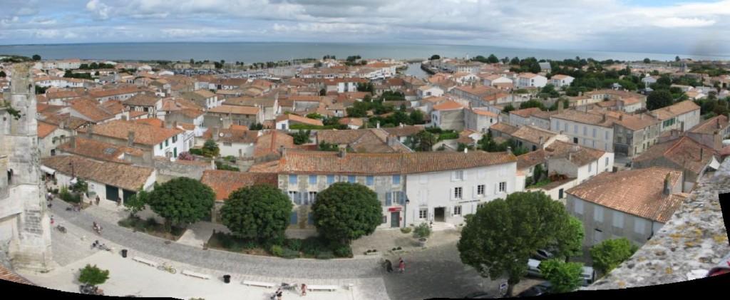 St Martin Panorama