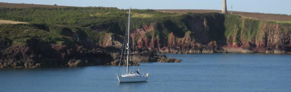 Longoar Bay, Pembrokeshire